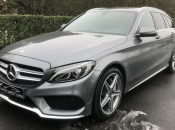 Mercedes-Benz C 180 d - AMG pack -LED LEDER- 14600 km- NIEUWSTAAT!